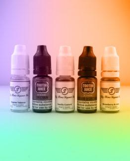 Starter e-liquid