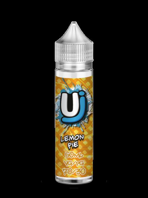 e-liquid bottle: Ultimate Juice Lemon Pie 60ml shortfill