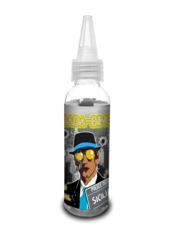 e-liquid bottle: Bada-Bing Sicilian 60ml