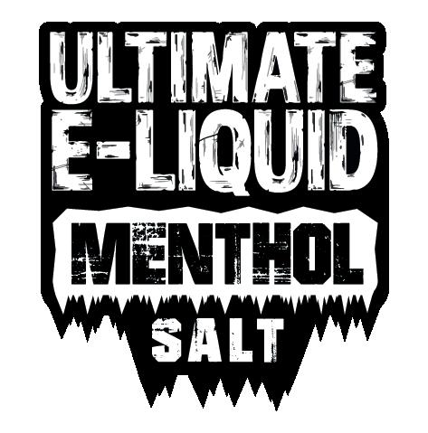 Ultimate E-Liquid Menthol Salts